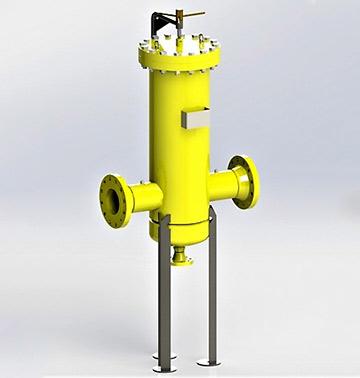 Fini filteri za gas TIP: 1005, 1010, 1020
