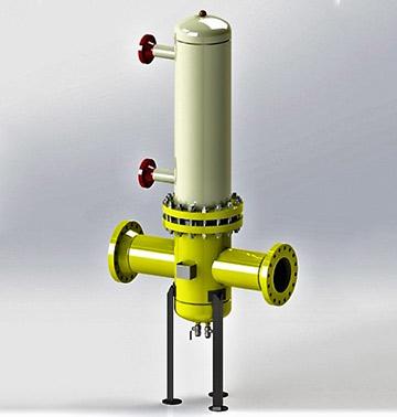 Dogrejač gasa TIP: 1040