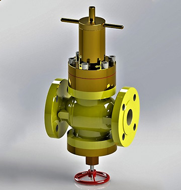 Sigurnosno prekidni ventil TIP: 690, 690-K