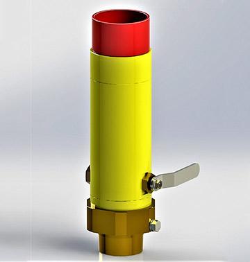 Sigurnosno ispusni (odušni) ventil TIP: 520-RVS