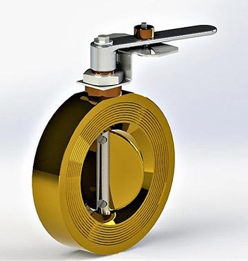 Ručni regulacioni ventil TIP: 970