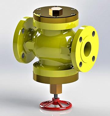 Nepovratni (kombinovani) ventil TIP: 750