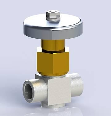 Igličasti ventil TIP: 1260